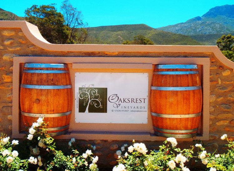 Oaksrest Vineyards