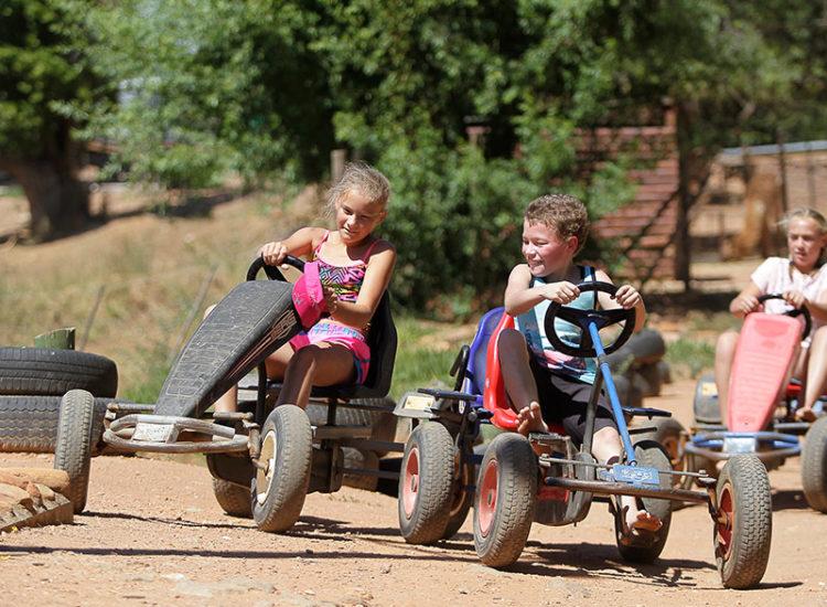 Wilgewandel Holiday Farm Activities