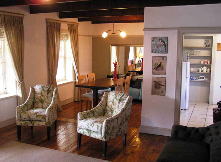 The Belfry Guest Cottages