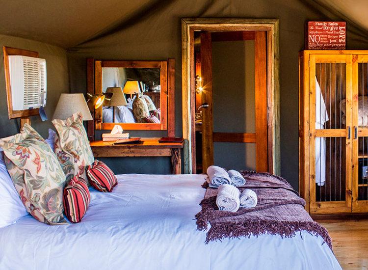 Family Tent Main Room