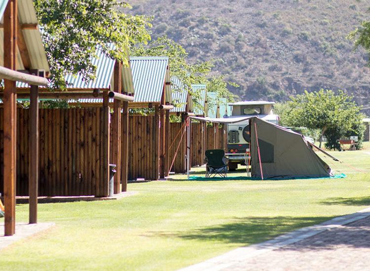 Oppi Dam Campsite