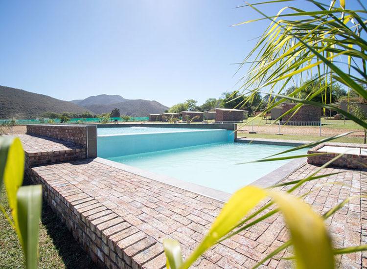 Oppi Dam Swimming Pool