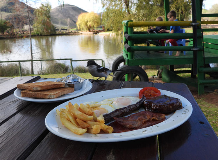 Wilgewandel Holiday Farm Restaurant