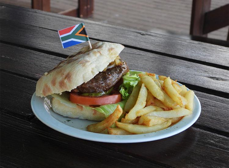 Burger Roosterkoek