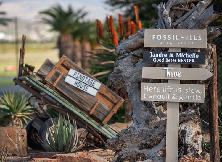 Fossil Hills Open Venue